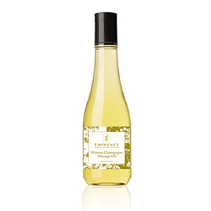 Picture of Eminence Mimosa Champagne Massage Oil